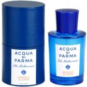 Acqua di Parma Blu Mediterraneo Arancia di Capri Eau de Toilette unissexo 75 ml