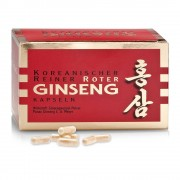 Pure Korean Pure Red Ginseng Capsules
