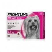 Merial Italia Spa Frontline Tri-Act*3pip Cani 2-5kg 3x0,5ml