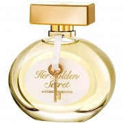 Her Golden Secret 80 ml. EDT FEM - Antonio Banderas