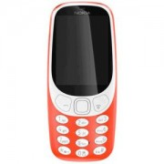 GSM ТЕЛЕФОН NOKIA 3310 DS WARM RED