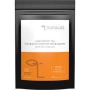 Teatox Life Ayurvedic Liver detox tea as Liver detoxifier and regenerator herbal green tea blend 25 threadless tea bags