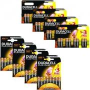 Duracell Plus Power AA & AAA 64 Pack av Batterier (BUN0021A)