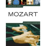 Mozart Really Easy Piano