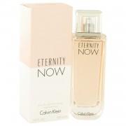 Eternity Now by Calvin Klein Eau De Parfum Spray 3.4 oz