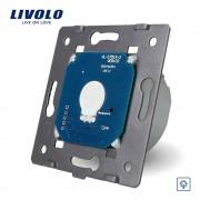 Modul intrerupator simplu cu variator cu touch LIVOLO