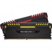 Memorie Corsair Vengeance RGB LED 16GB DDR4 4000MHz CL19 Dual Channel Kit