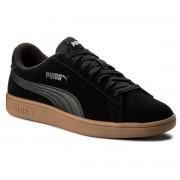Puma Sneakersy PUMA - Smash V2 364989 15 Puma Black/Puma Black