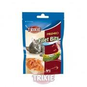 Trixie Premio Light Filet Bits, Pollo, 50 g