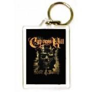 Cypress Hill SKULL&BONES Acrilic Keychains