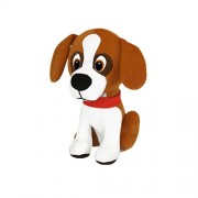 """ToySource Benson the St. Bernard Collectible Toy, Brown, 21"""""""