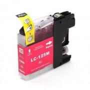 Printflow Compatível: Tinteiro Brother LC-125M xl magenta
