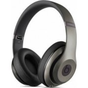 Casti audio cu banda Beats Studio Wireless by Dr. Dre Titanium