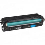 """""""Toner HP 508X / 508A Compatível Azul (CF361X / CF361A)"""""""