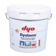 Vopsea acrilica anticondens Dyoterm – 2.5L
