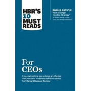 """Hbr's 10 Must Reads for Ceos (with Bonus Article """"your Strategy Needs a Strategy"""" by Martin Reeves, Claire Love, and Philipp Tillmanns), Paperback/Harvard Business Review"""