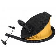 Pompa de picior pentru umflat accesorii gonflabile, 3 capete incluse