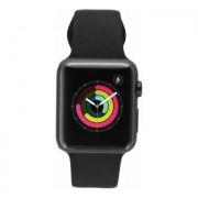 Apple Watch Sport (Gen. 1) 42mm aluminiogehäuse gris espacial con con correa
