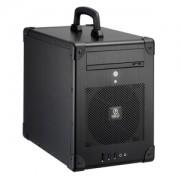 Carcasa Lian Li PC-TU200B Mini-ITX Cube Black