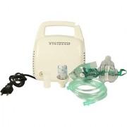 NULIFE HandyNeb Nebulizer (White)- 1 year Manufacturer warranty
