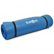 KLARFIT постелка за йога фитнес упражнения 15мм - синя (FIT-GMB2)