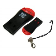 MobileMate CR08 M2/microSD/microSDHC USB kártyaolvasó