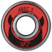 Powerslide Inlineslager Powerslide WCD ABEC 5 Freespin Big Pack - 50-pack