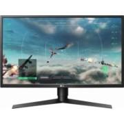 Monitor Gaming LED 27 LG 27GK750F-B Full HD 1ms 240Hz FreeSync G-SYNC Compatible