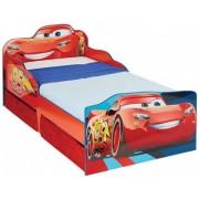 Cars Lynet McQueen juniorsäng m. madras - Disney Cars Barnmöbler 663561
