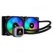 Liquid Cooling for CPU, Corsair Hydro H100i RGB PLATINUM (CW-9060039-WW)