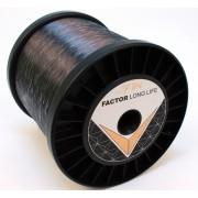 FIN FACTOR LONG LIFE 5000m/sivá0,18mm 6,6lbs
