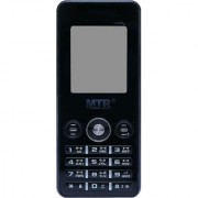 MTR MT King dual sim with dedicated memory slot stronger battery and 1.8 inces display mobile phone in black color