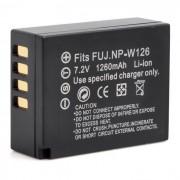 Baterias 1260mAh NP-W126 W126 para Fuji X-Pro1 X-E1 FinePix HS50 HS33