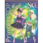 Princess Top - Just Dance bleu