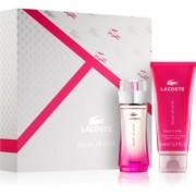 Lacoste Touch of Pink lote de regalo VII. eau de toilette 30 ml + leche corporal 100 ml