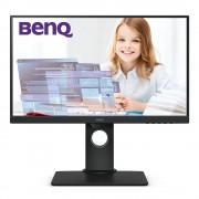 """Monitor IPS, BENQ 23.8"""", GW2480T, 5ms, 20Mln:1, HDMI/DP, FullHD (9H.LHWLA.TBE)"""