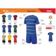 Givova - Completo Kit Calcio Caos