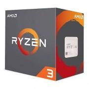AMD Ryzen 3 1300X CPU with Wraith Cooler, AM4, 3.5GHz (3.7 Turbo), ...