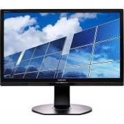 Monitor LED Philips 221B6QPYEB 21.5 inch 5ms Black