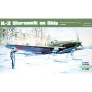 Hobby Boss IL-2 Sturmovik On Skis 1:32