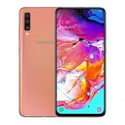 Samsung GALAXY A70 A705 DUAL SIM 128GB CORAL ITALIA