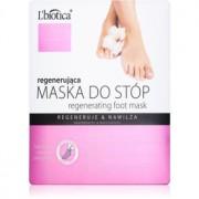 L'biotica Masks masca regeneratoare pentru picioare sub formă de șosete 32 ml