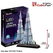 CubicFun Puzzle 3D Burj Khalifa
