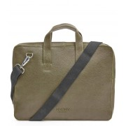 MYOMY Crossbodytas My Paper Bag Laptop Groen