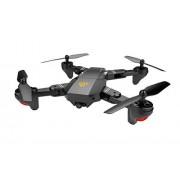 TIANQU Drone Plegable XS809W con Cámara de 2.0 MP Wifi, Transmisión en Vivo, Control de Altitud, One Key Return; Fácil de Volar