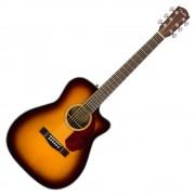 Fender Guitarra Acústica eletrificada 4/4 CC-140SCE SB