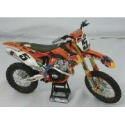 New Ray Toys Offroad 1:12 Scale Motorcycle - 2014 KTM 450SX-F Ryan Dungey/Red Bull 57637