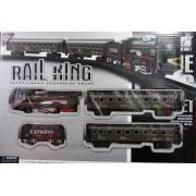 Elemes vonat pálya szett - Rail King személy