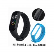 mi Band 4 pulsera inteligente 3 colores Pantalla AMOLED mi band 4 Smartband Fitness Traker Bluetoot