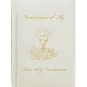 Remembrance of My First Holy Communion Girl, Hardcover/Victor Fr Hoagland